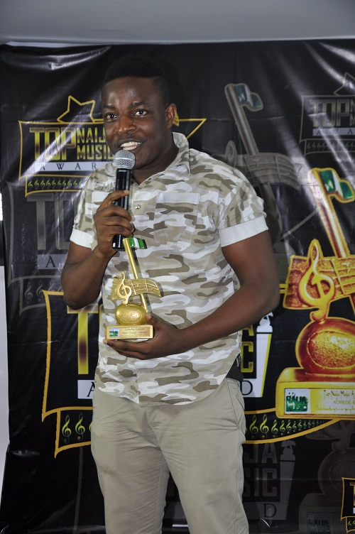 Kesh Ufuobi, Best Song Recording Award Winner