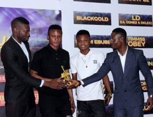 Exclusive Photos from 2017 Top Naija Music Awards Presentation Ceremony